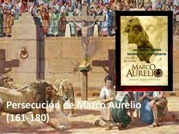 Persecución de Marco Aurelio