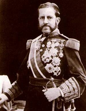 Arribada del General Weyler