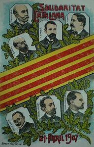 La Solideritat Catalana