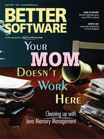 Aparece la revista Quality Engineering.