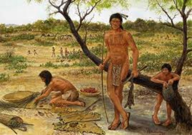 Neolithic Revolution, 8000 B.C.