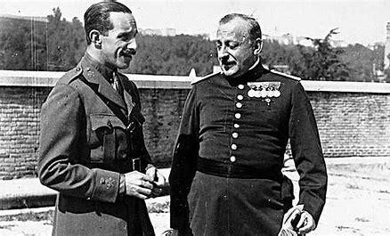 Cop d'Estat de Primo Rivera
