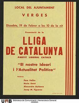 La Lliga de Catalunya