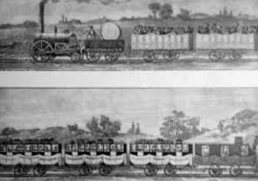 1ª liña de ferrocarril