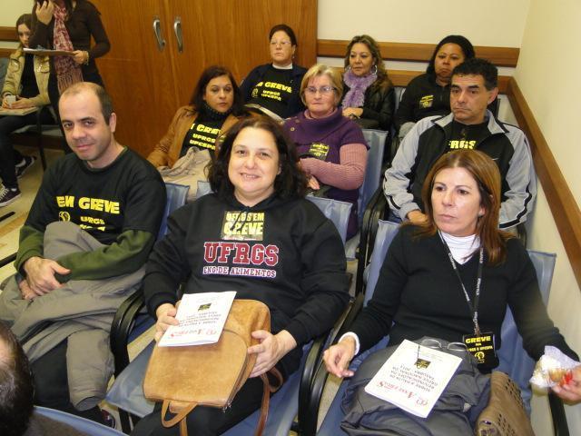 CONSUN aprova moção de apoio ao movimento