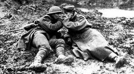 Gli eventi della Prima Guerra Mondiale, 1914-1918 timeline