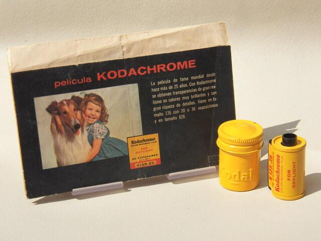 Kodachrome, la primera pel·licula a color