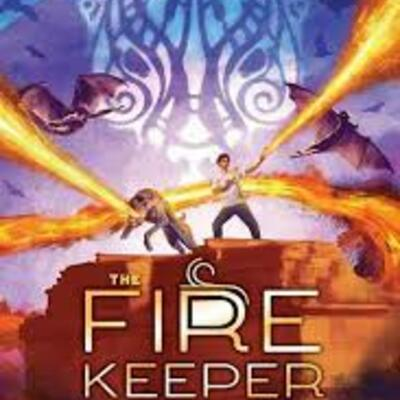 "8A/Prayu ~ Independent Reading #1 ""The Fire Keeper"" by J.C.Cervantes timeline"