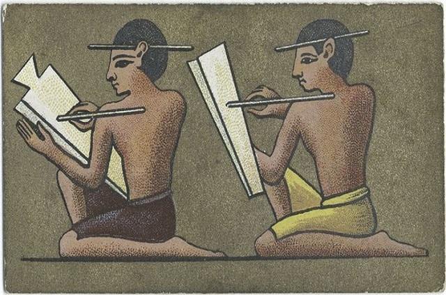 Época Pre-notarial. Egipto