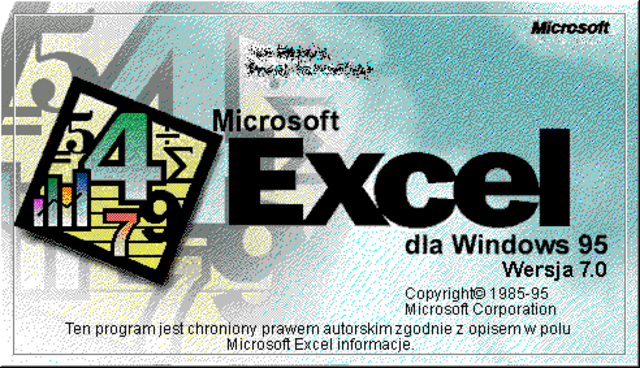 excel 95