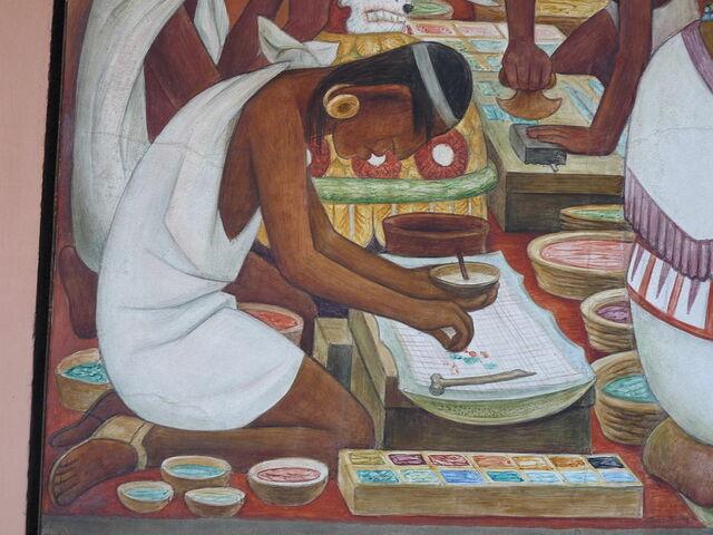 Época Pre-colonial. Aztecas