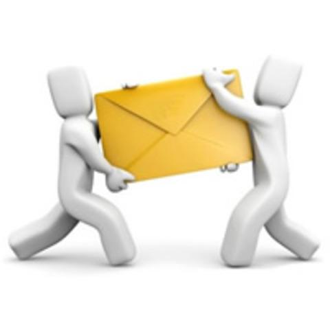 Intercambio postal con alumnos