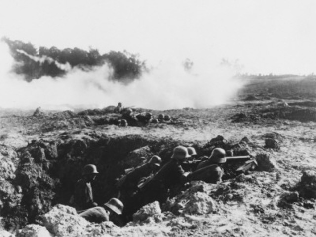 The Nivelle Offensive, which includes the Second Battle of Aisne and the Third Battle of Champagne ends in French Failure