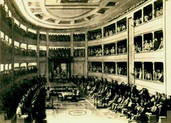 España: Decreto de la Corte