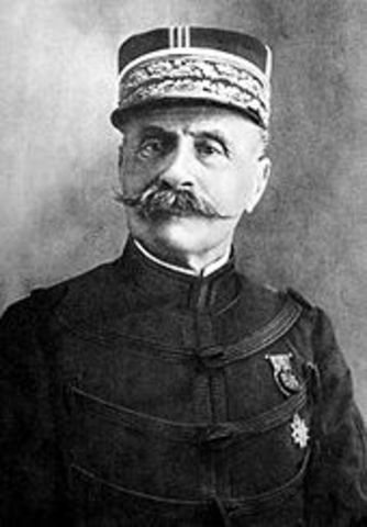 Foch appointed Commander-in-Chief of Allied forces on Western Front