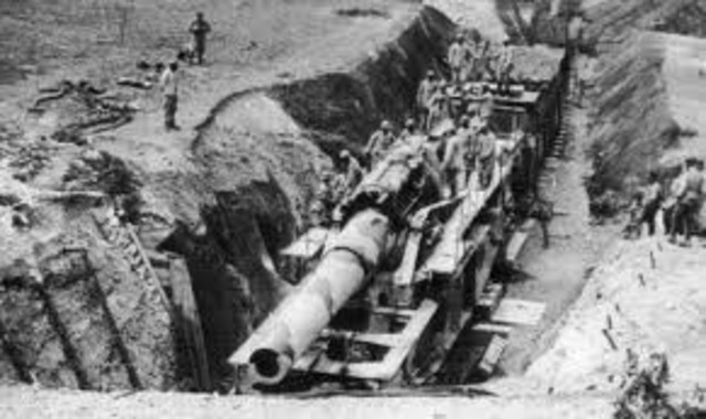 First Tanks