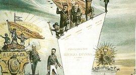 El Sexenio Revolucionario (1868-1874): intentos democratizadores. De la Revolución al ensayo republicano. timeline