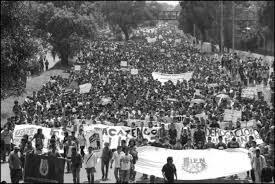 Movimiento estudiantil IPN