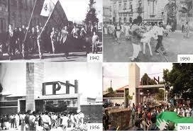 El IPN se une a las huelgas