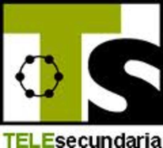Creación Telesecundaria en México