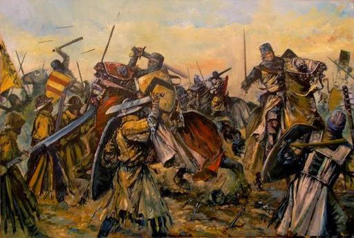 La batalla de Ronces valles