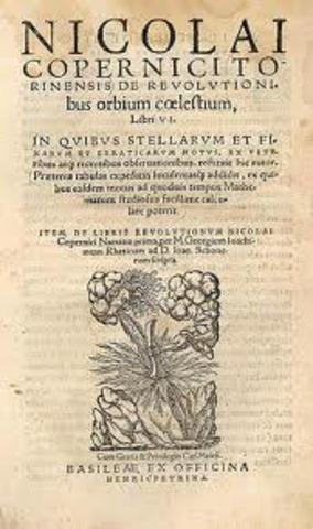 De revolutionibus orbium