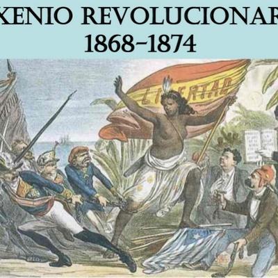 El Sexenio Revolucionario timeline
