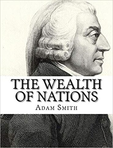 Adam Smith publishes The Wealth of Nations