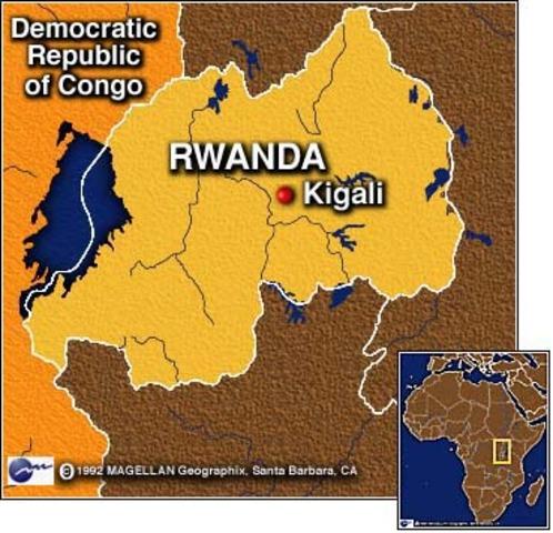 Violence in Rwanda Erupts