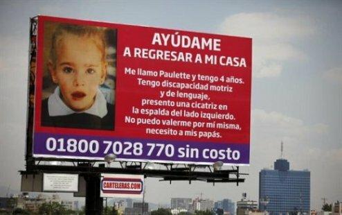 Paulette, come home...