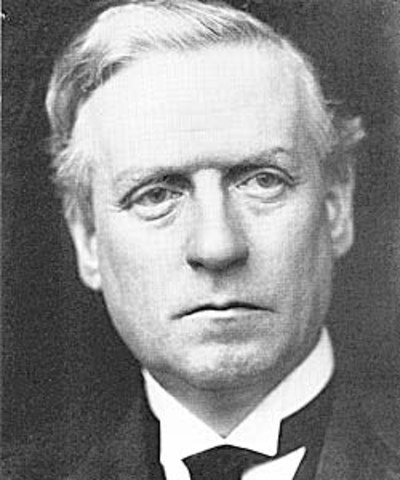 United Kingdom Prime Minister Henry Asquith Resigns