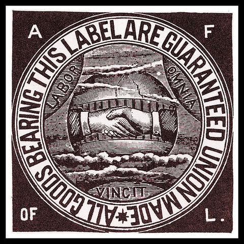 American Federation of Labor Created
