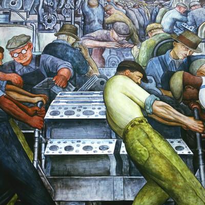 Antecedentes del Derecho Colectivo del Trabajo.(Ramirez Ortiz) timeline