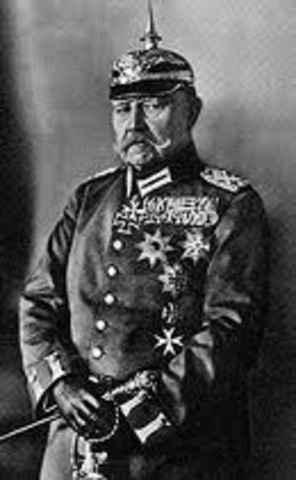 Kaiser Abdicticated