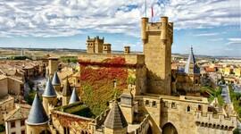 La Edad media en Navarra timeline