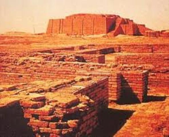 Ur, 3000 B.C.