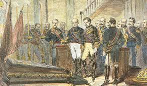 Llegada a España de Amadeo I: inicio del reinado. (enero)