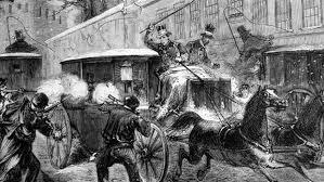 Asesinato de Prim. (Diciembre 1870)