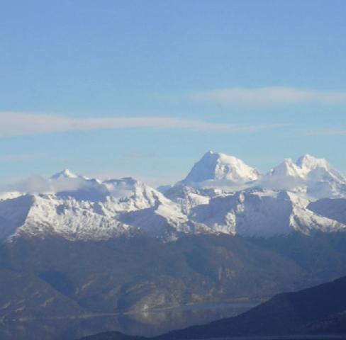 Darwin en el Flanco Oriental de los Andes