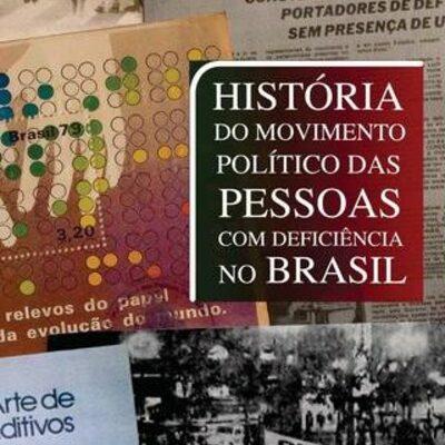 HISTÓRIA DO MOVIMENTO POLÍTICO DAS PESSOAS COM DEFICIENCIA NO BRASIL. timeline