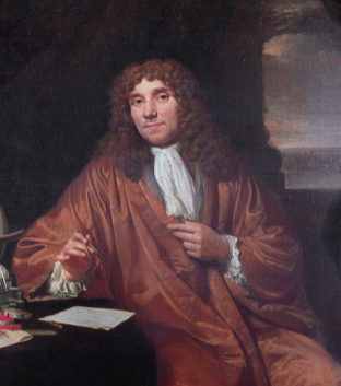 Anthon Van Leeuwenhoek