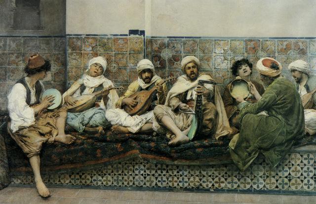 Presencia de los árabes en España