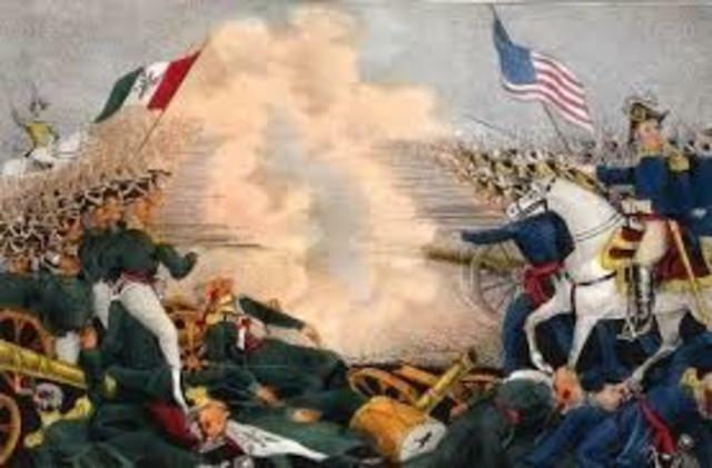 Invasión de EUA a México