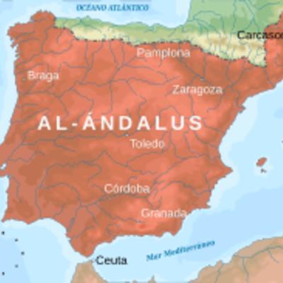 Historia de Al-Ándalus timeline
