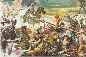La Batalla de Guadalete y el dominio musulmán en la península