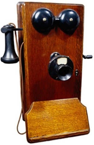 Bell Invents the telephone