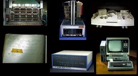 The History of the Computer timeline