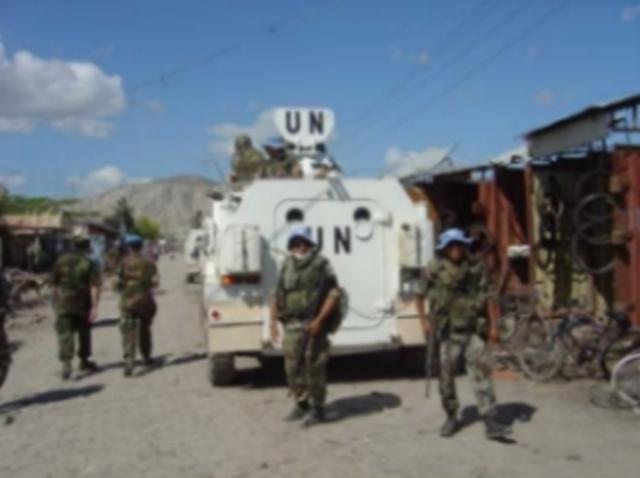 Misión Civil Internacional en Haití (MICIVIH) (1993- 2000)