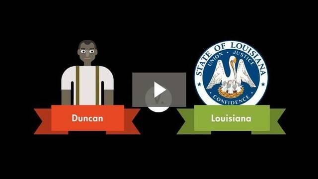 Duncan v Louisiana