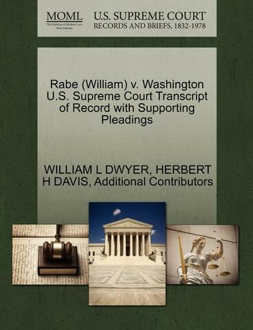 Rabe v. Washington